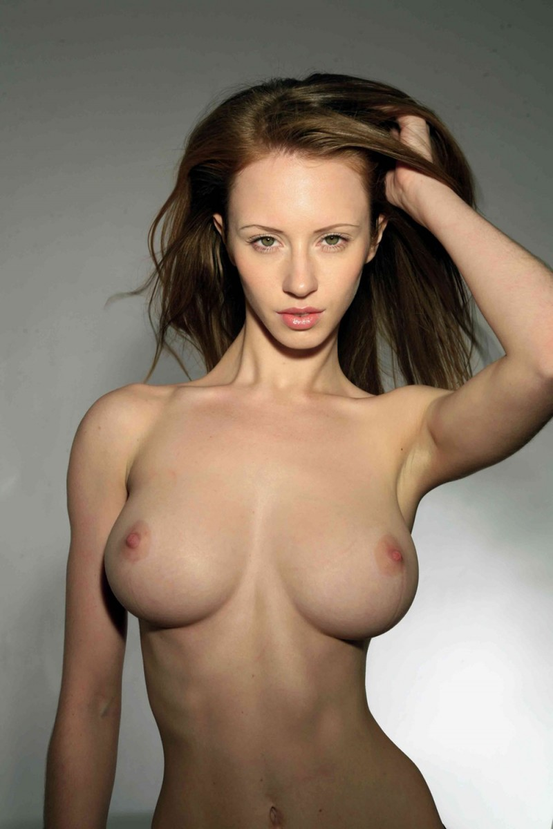 Skinny big boobs photo